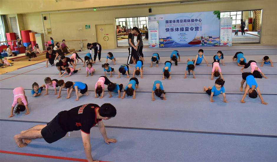 Youth summer camp ends a huge success