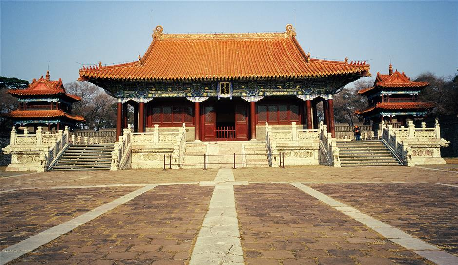 Wellspring of China's Qing Dynasty