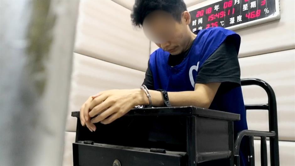 Man held for luxury car rental fraud