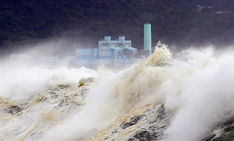 Typhoon Soulik to bring gales to east China