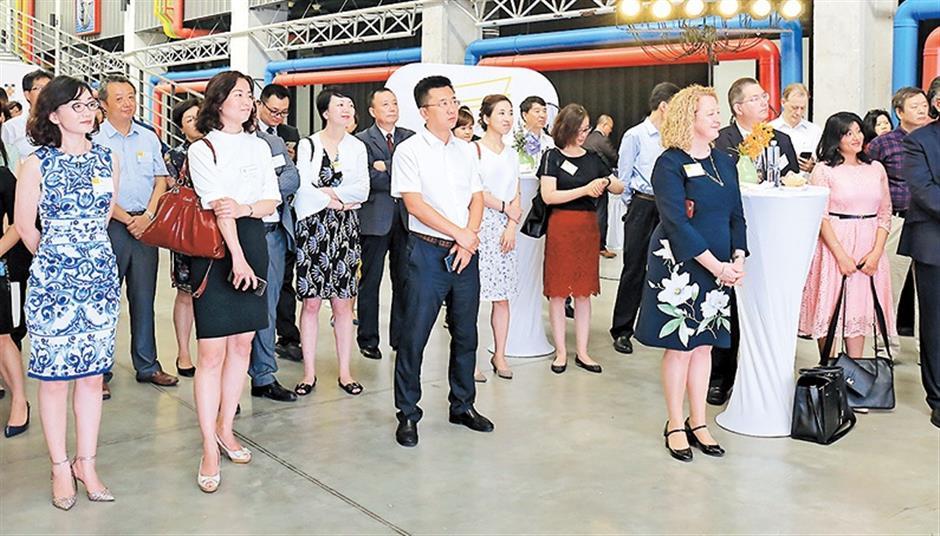Yangpu's dedication to Shanghai Service brand