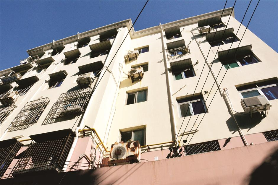 Elevating the lifestyle of elderly and disabled in old buildings