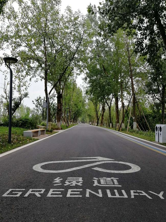 Chengdu to build a livable 'Garden City'