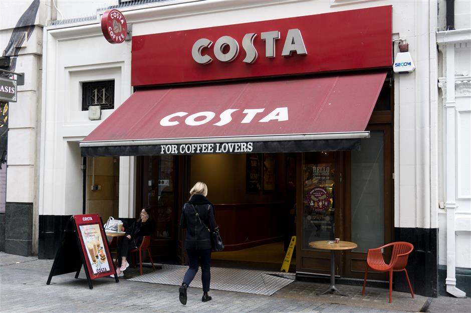 Coca-Cola buys coffee chain Costa for US$5.1b