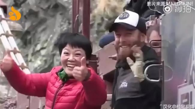Video of Chinese woman's NZ bungee jump goes viral
