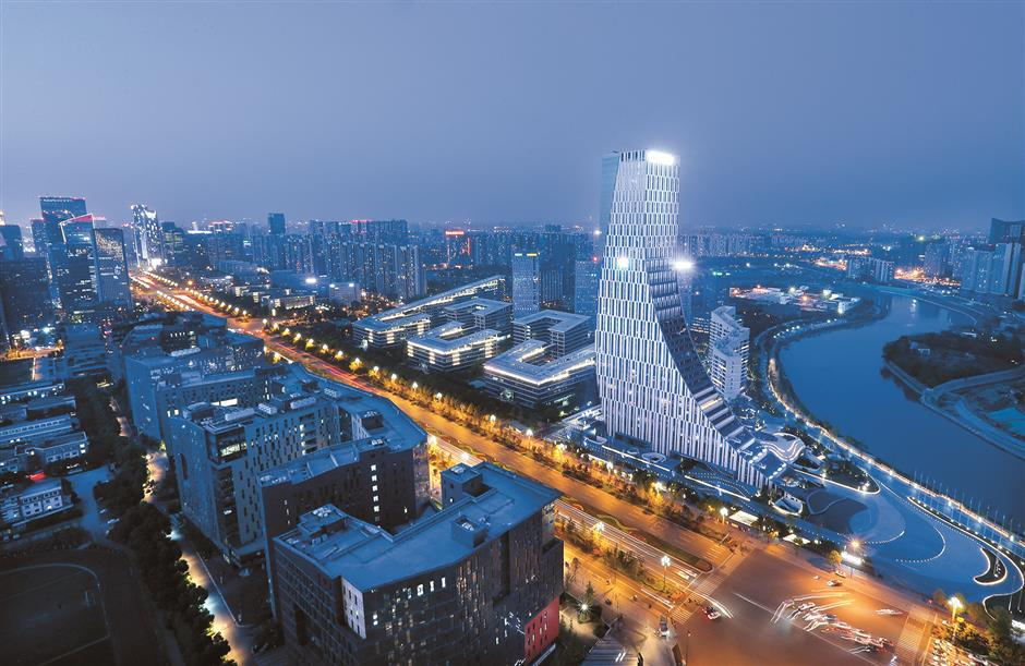 The new economy boosts the rise of Chengdu