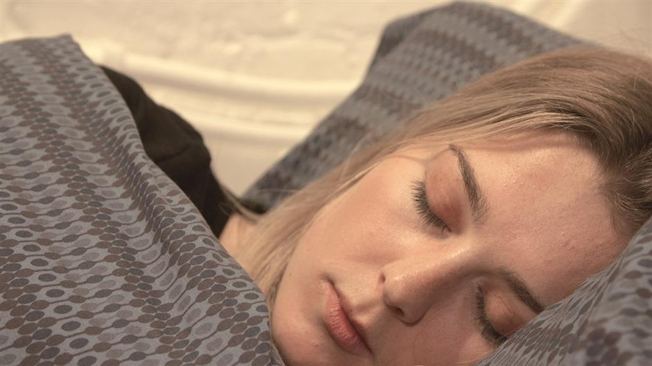 Sleep pods offer exhausted commuters an 'oasis of peace'
