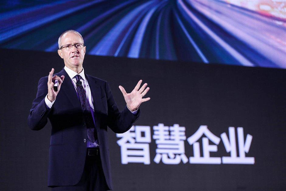 SAP expands in China with CRM and cloud