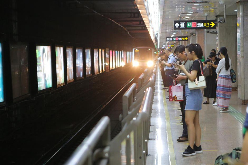 Shanghai Metro: from nothing to world leader
