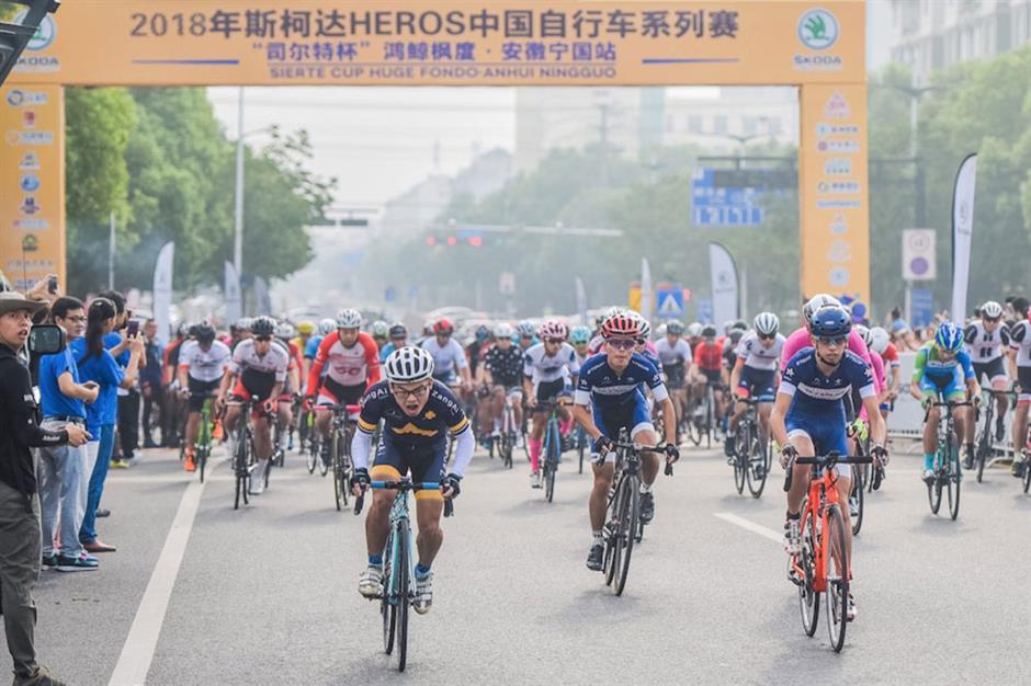 Sixth race held