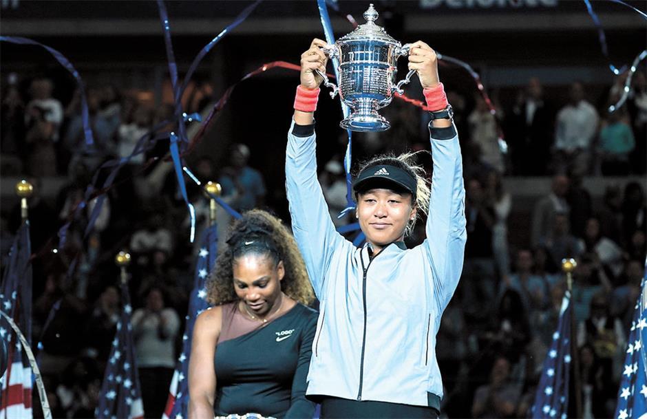 Osaka's GS dream a nightmare for Serena