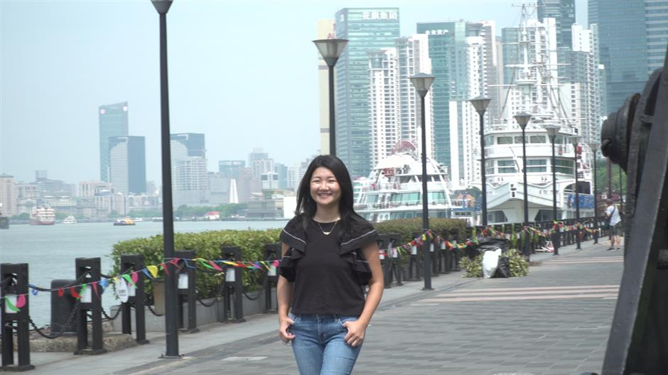 Taiwanese Pudong resident reflects on her life and the district's changes