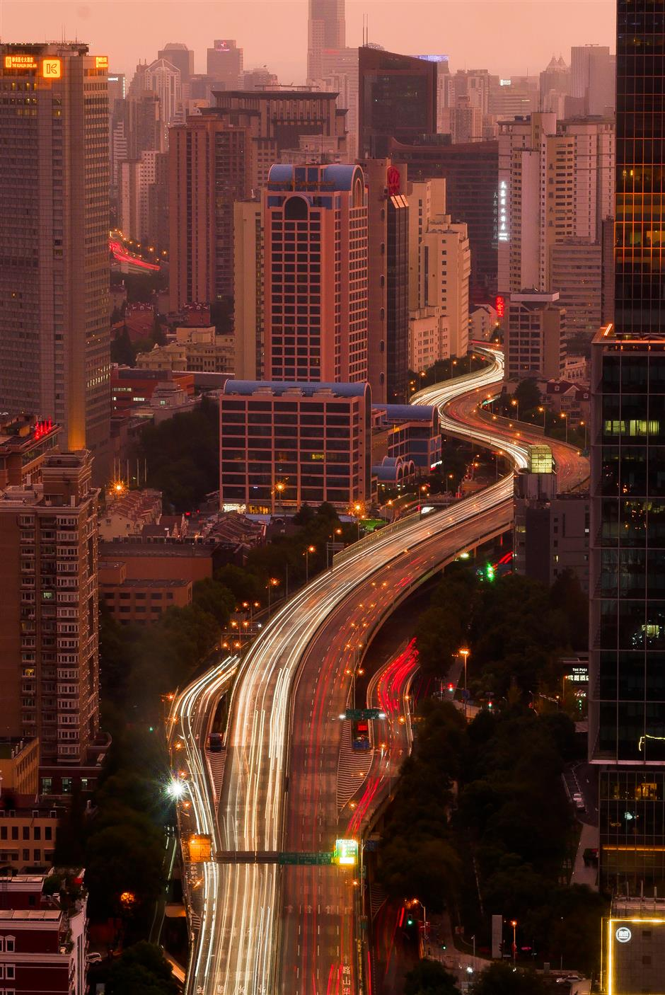 Shanghai: a city in flux