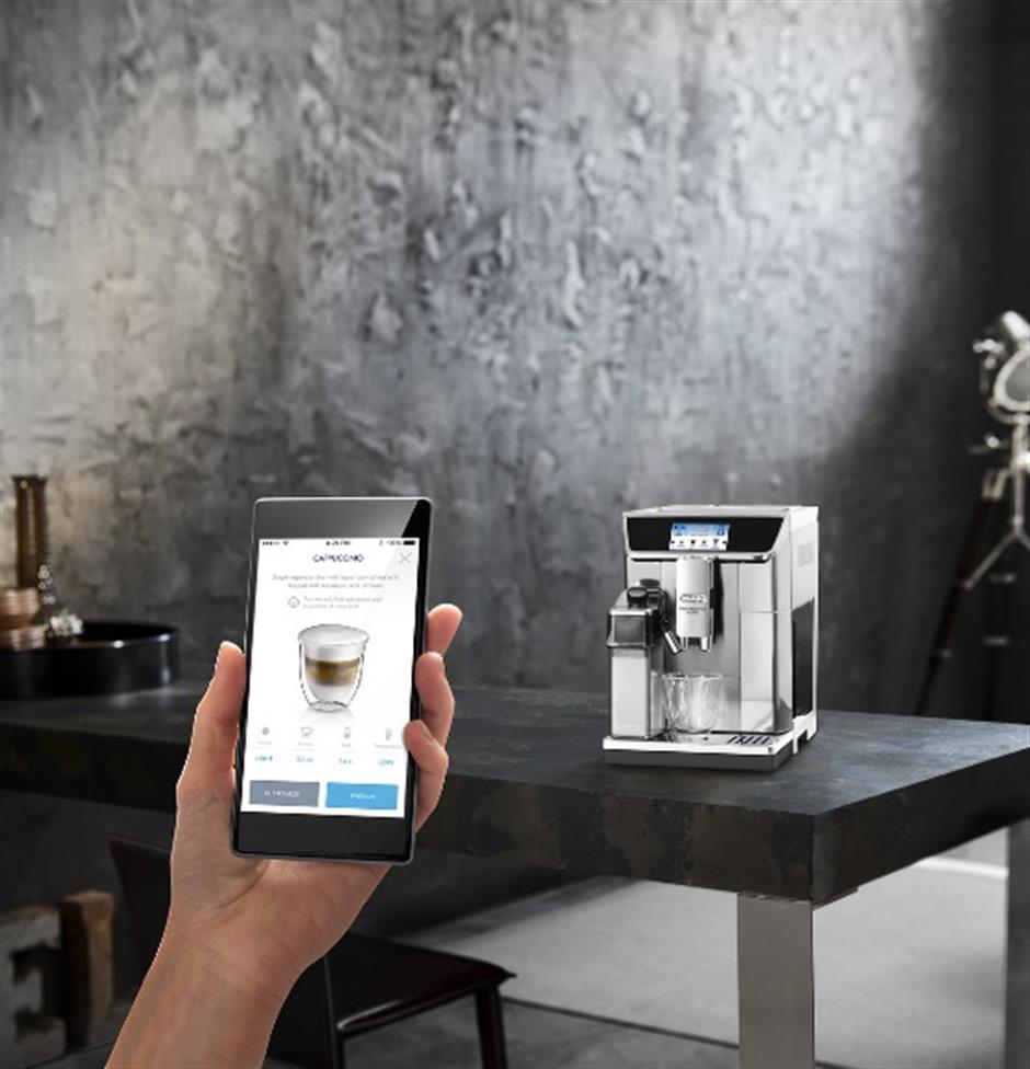 Italian coffee machine will shine during CIIE