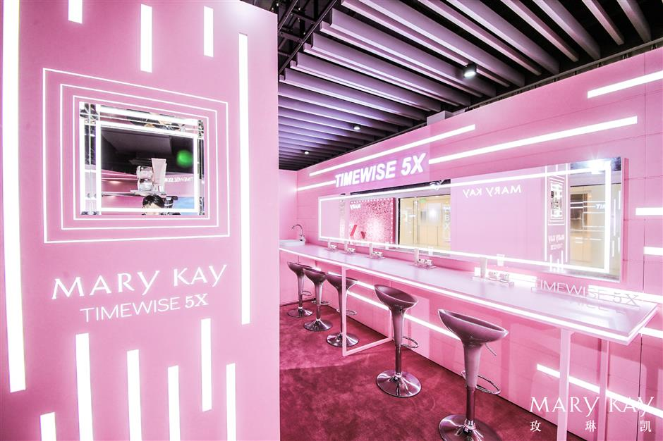Mary Kay China launches a breakthrough innovation in age defying skin care