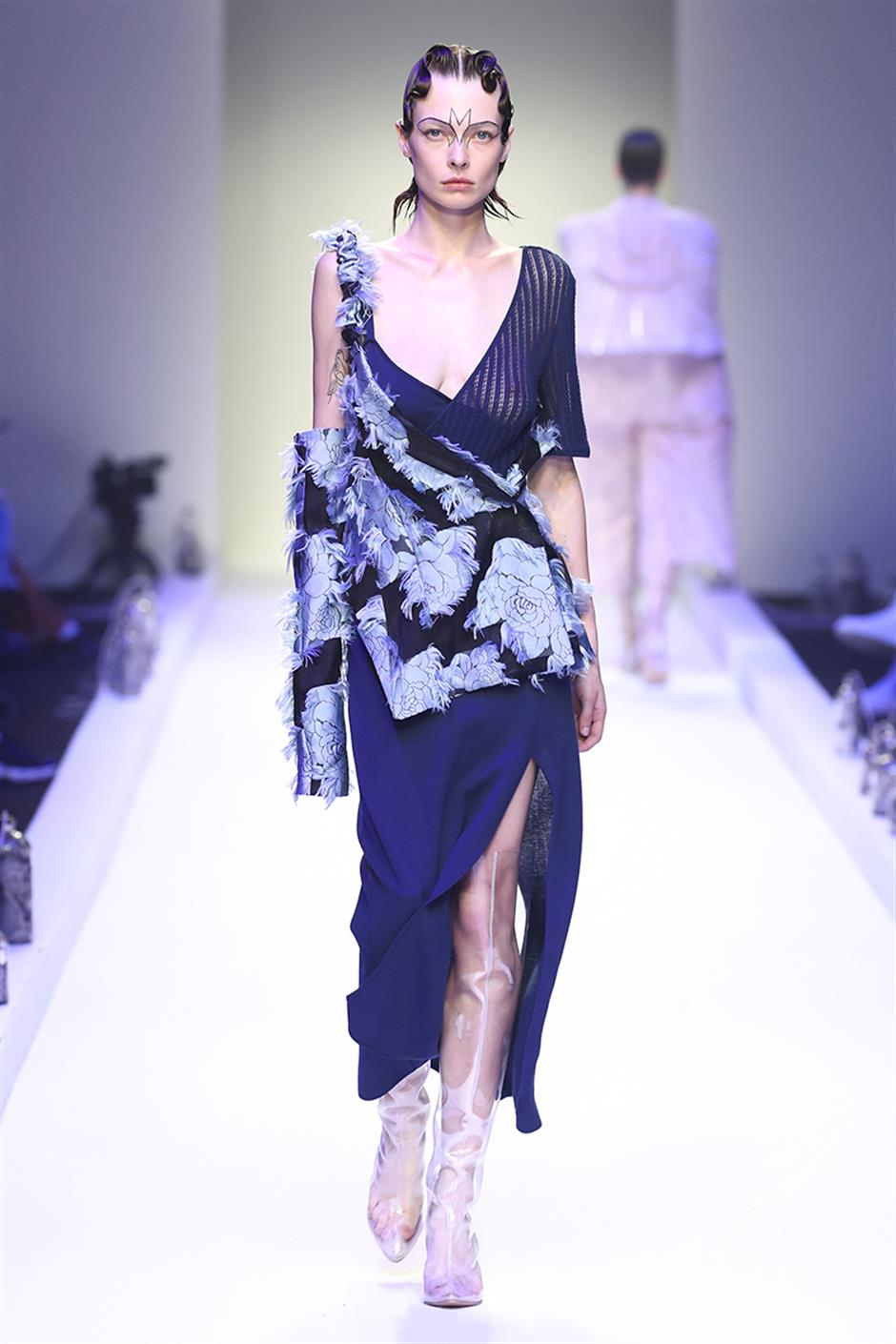 Trend-setters get personal at fashion week