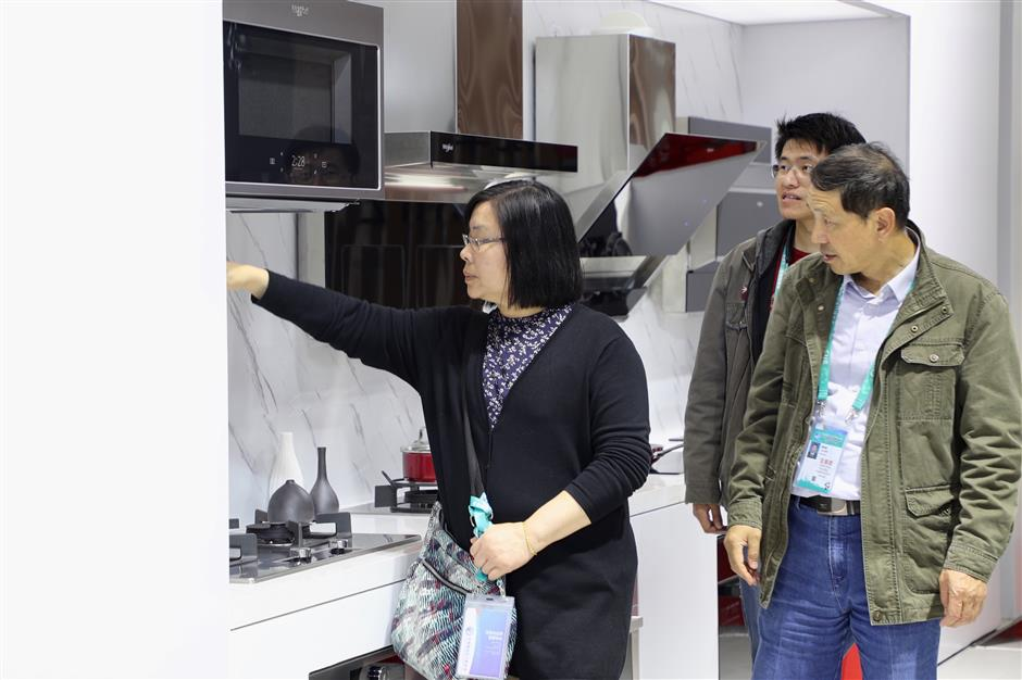 Whirlpool seeks to update its brand image in China through import expo
