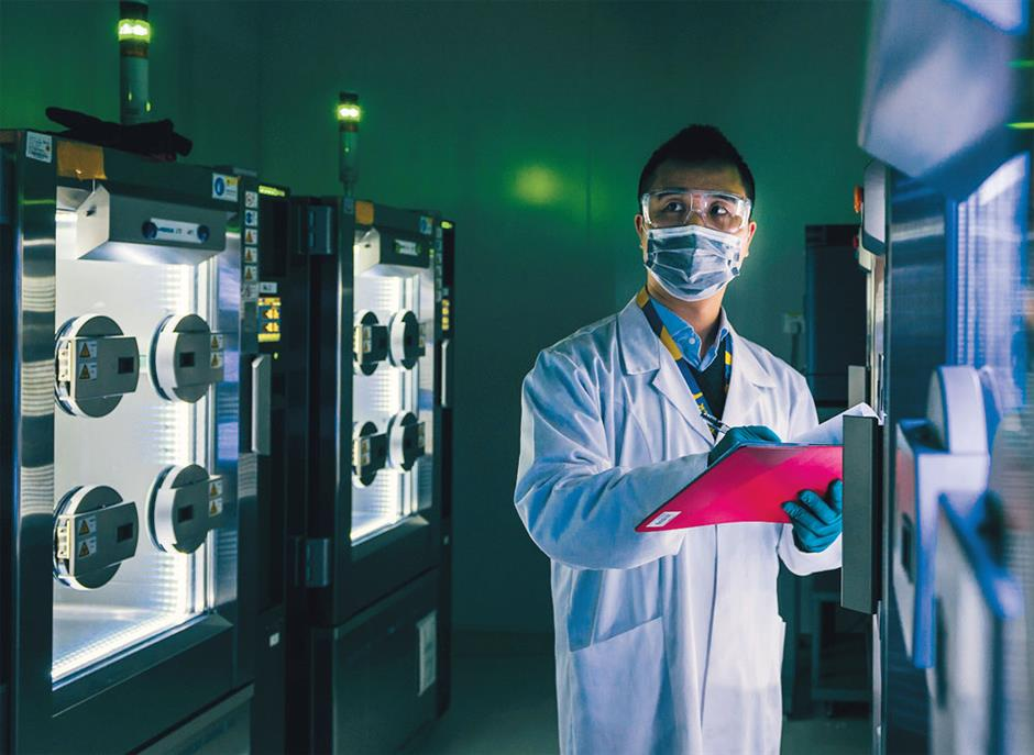 Merck's future in China is crystal clear