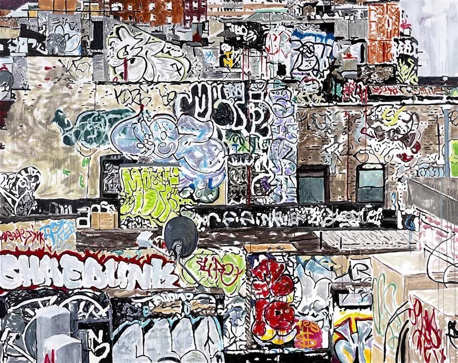 Exhibition exploring culture of hip-hop