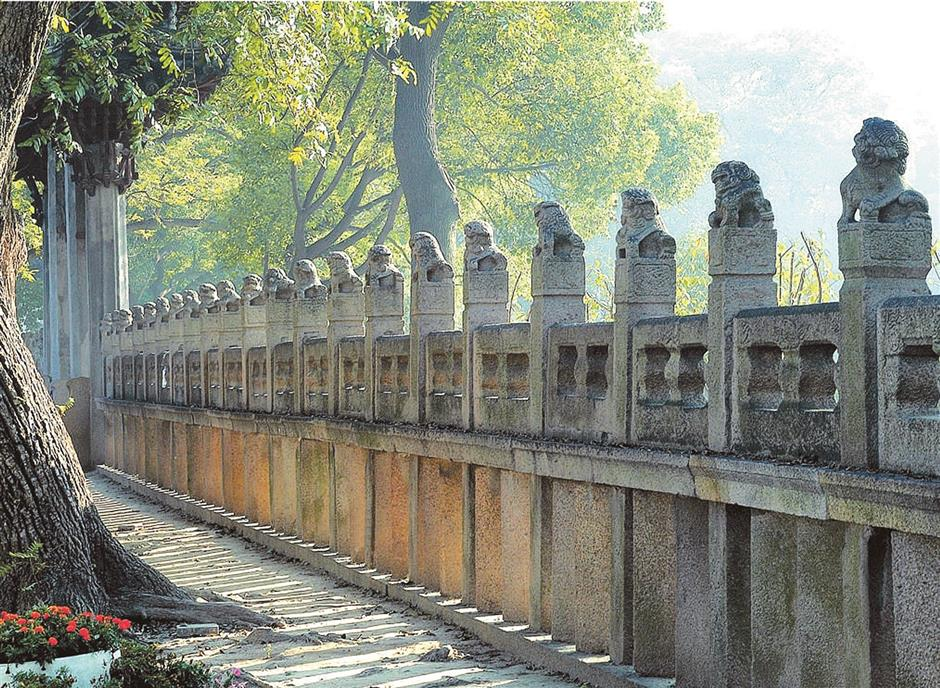 After 800 years, there is still something for everyone in Jiading