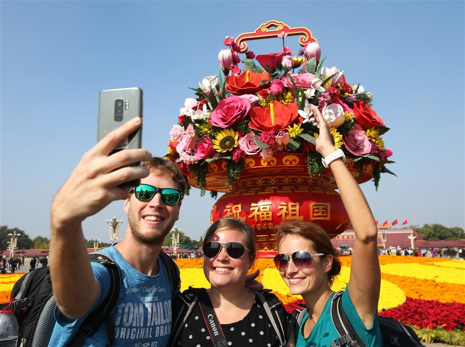 China to be the world's most popular travel destination by 2030: report