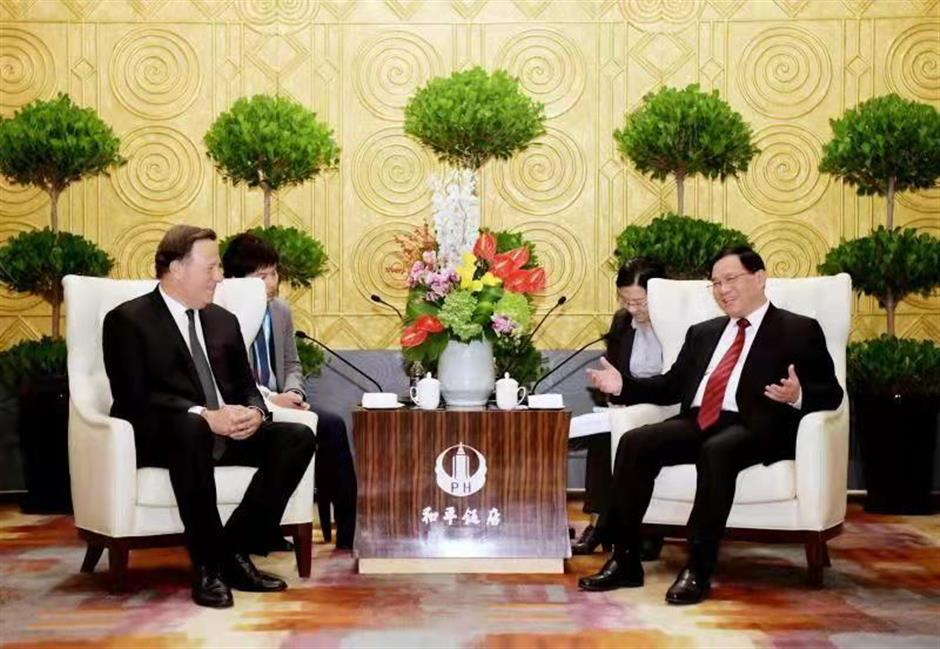 Shanghai and Panama to further promote cooperation in trade, shipping and tourism