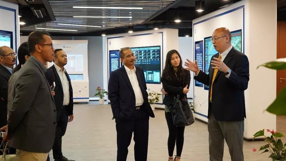 Shanghai Data Exchange helps Indonesia tourism