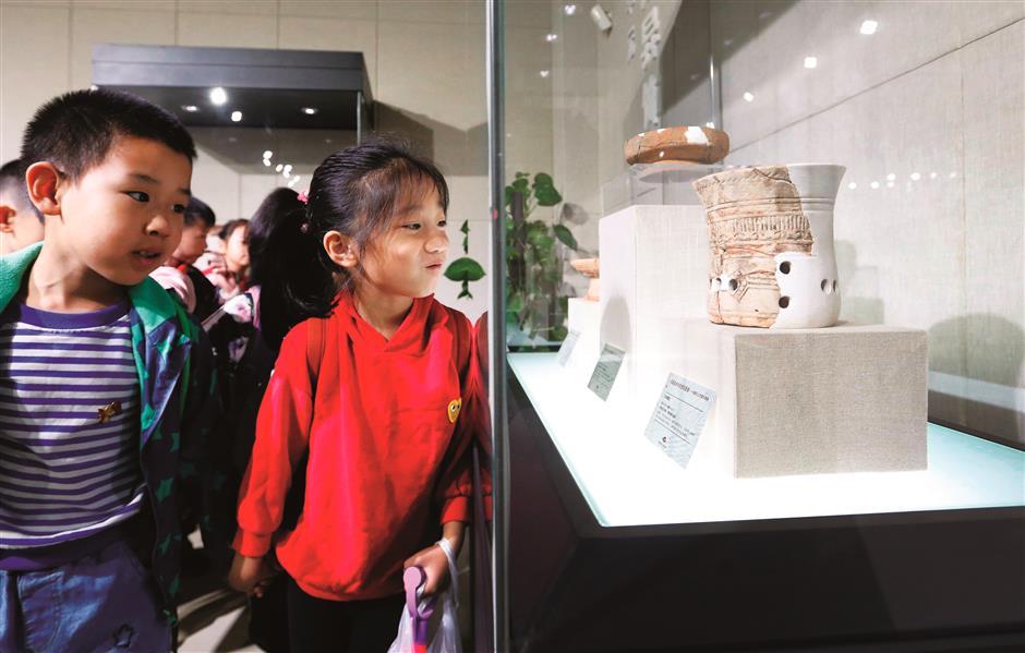 Ancient pottery reveals Hunan-Zhejiang link