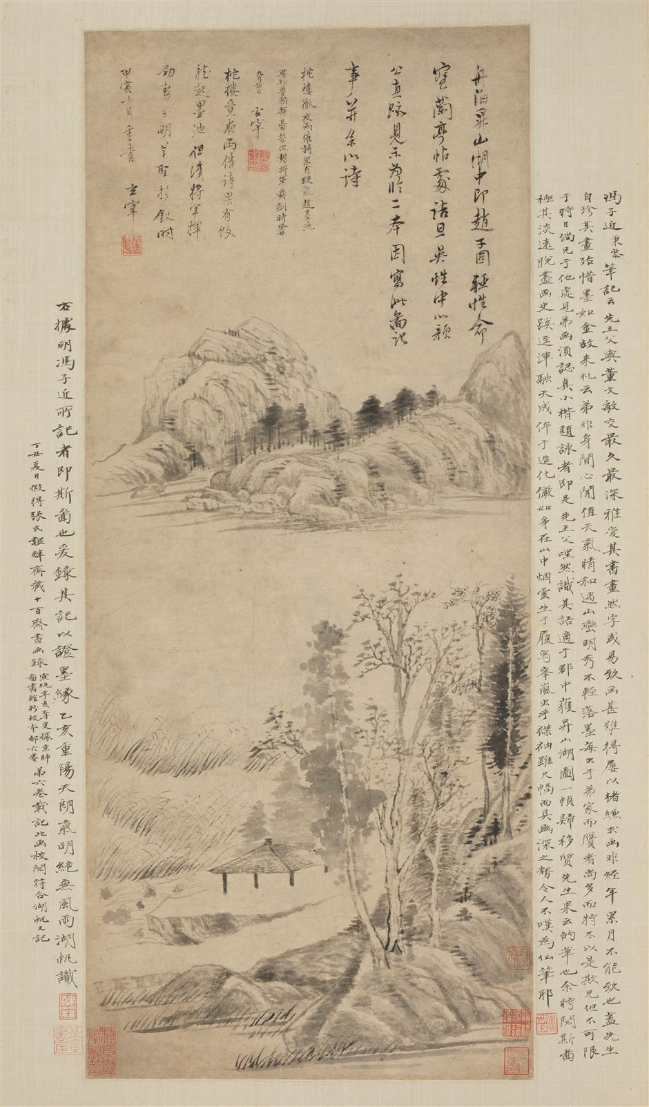Ancient Chinese masterpieces to go under auction's hammer in Beijing