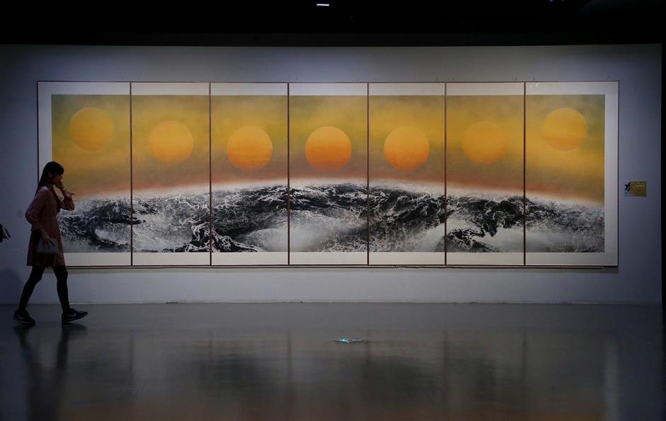 Contemporary art exhibition looks Beyond Ink