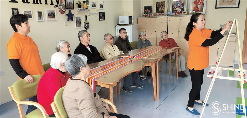 Senior amenities for a 'happy, healthy and long life'