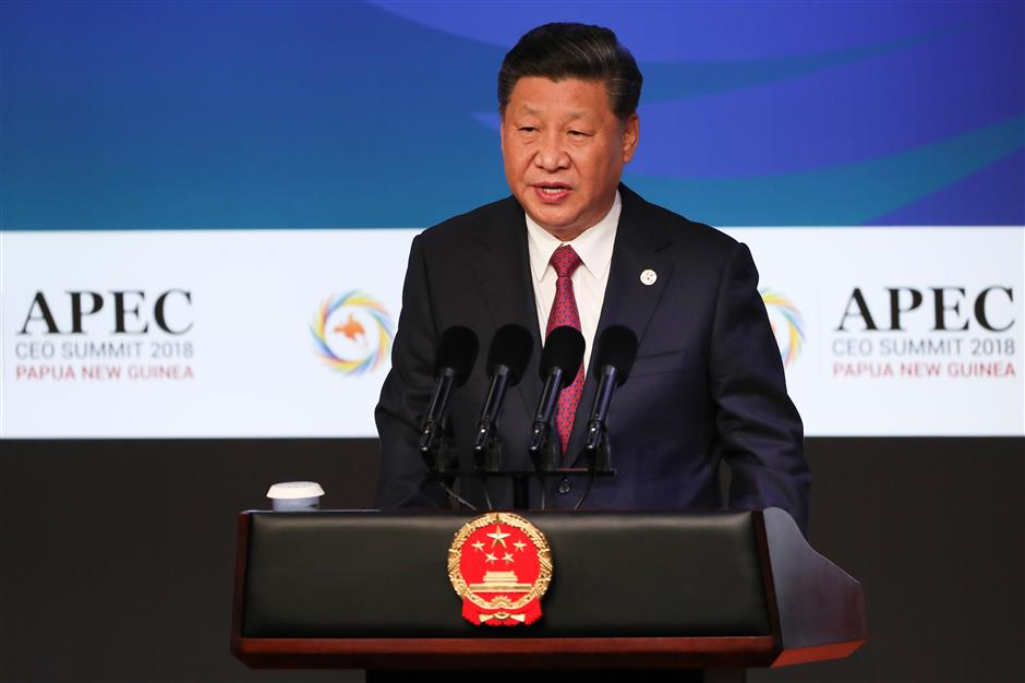 'We are in the same boat' toward brighter future – Xi's speech inspires APEC business leaders