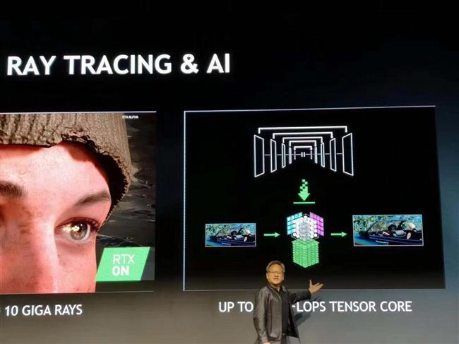 Nvidia turns to gaming, AI for growth