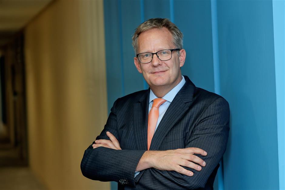 Chinese market impresses Irish investment chief