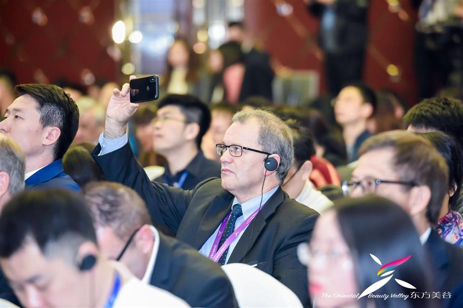 Global cosmetics brands eye Shanghai's valley of beauty