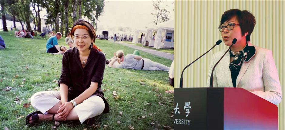 Foreign-educated Chinese entrepreneurs