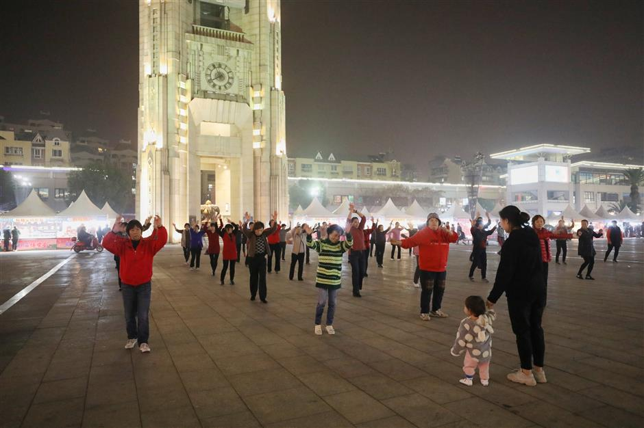 Street dancers brought to heel as authorities curtail loud music