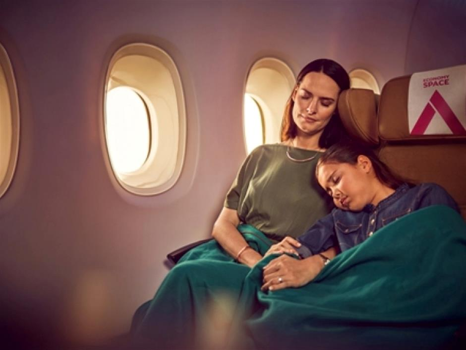 Etihad Airways stretches its legs with 'Economy Space'
