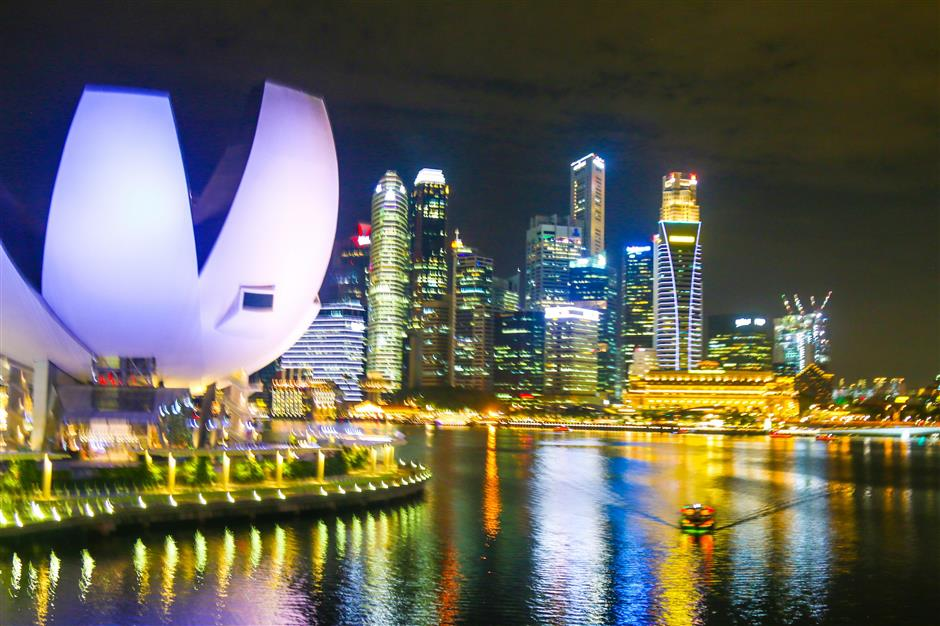 Singapore Tourism Board launch to attract more Chinese visitors