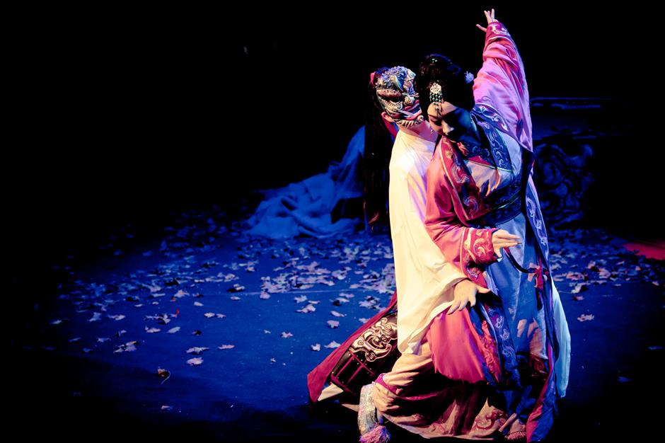 New life for ancient operas in experimental festival