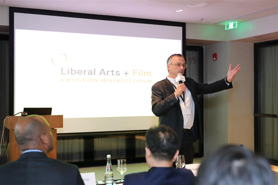 Top US film college targets Chinese students