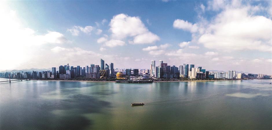 Protecting Qiantang River's cultural heritage