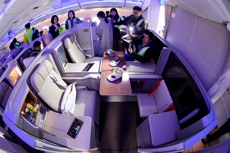China Eastern takes over first A350-900