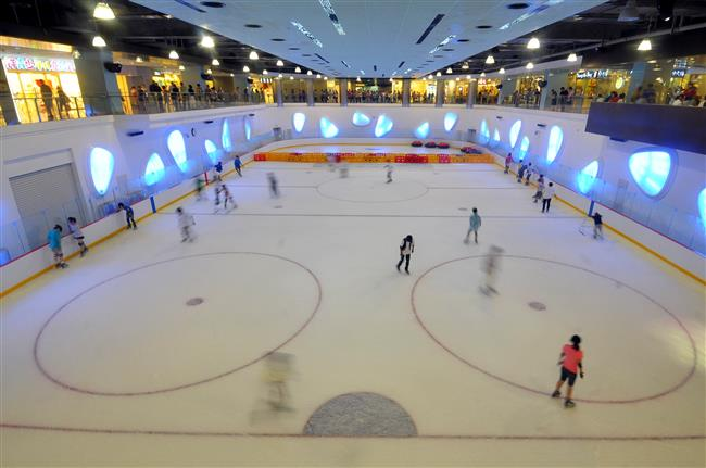 More winter sport venues to be built in Shanghai