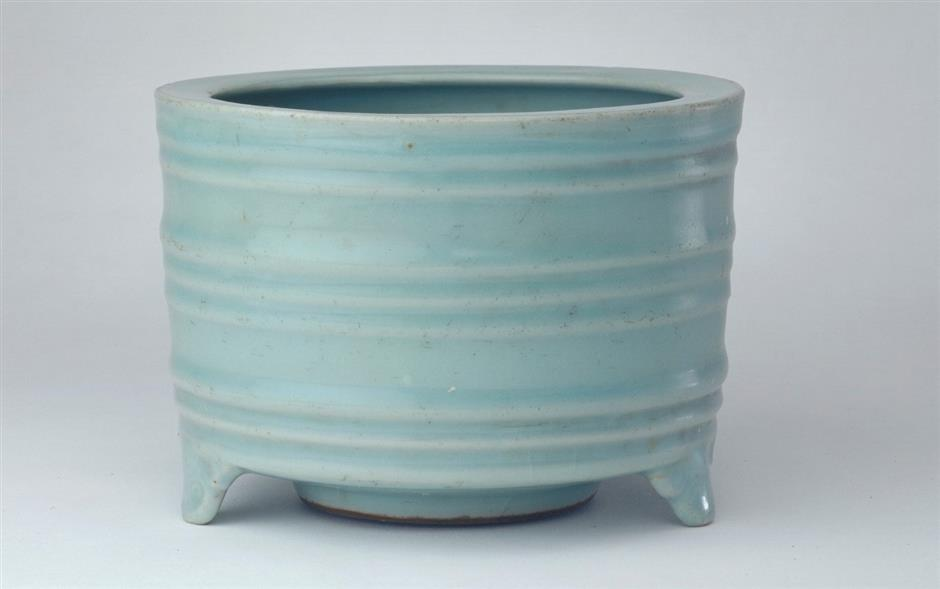 Rare millennia-old Longquan celadon goes on show