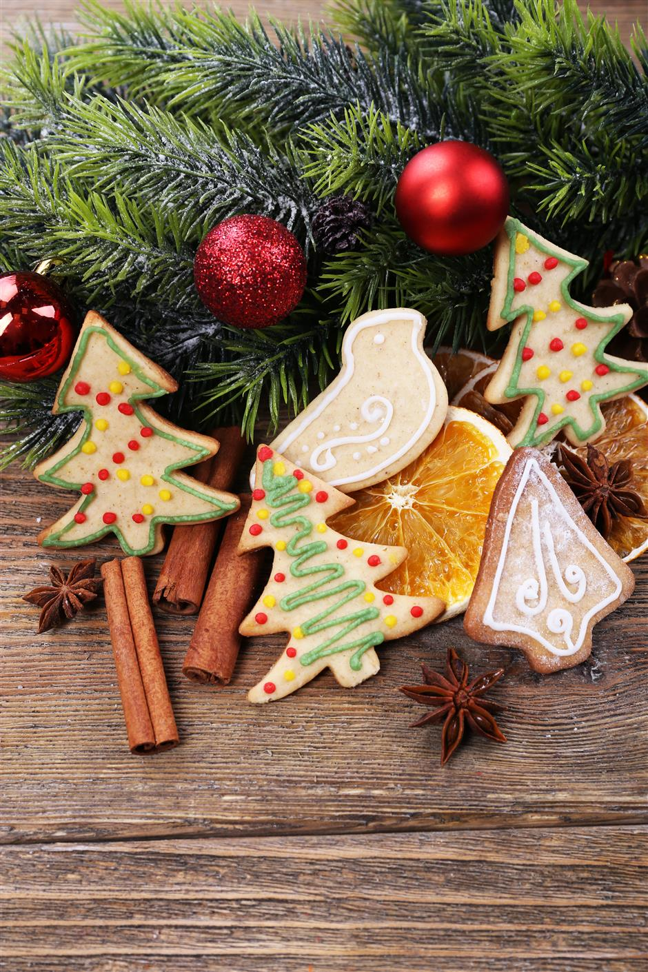 'Tis the season to eat merry!