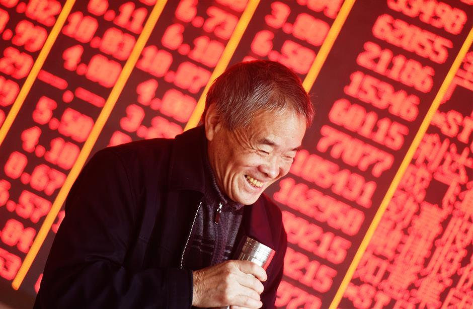 Stocks soar after China-US's temporary trade truce