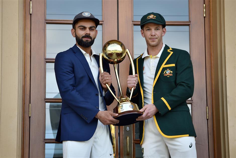 Australia drops vice captain Marsh against India