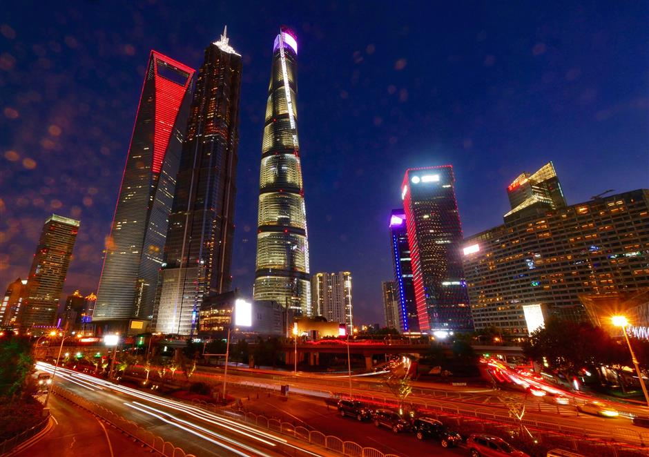 Pudong plots course to the future