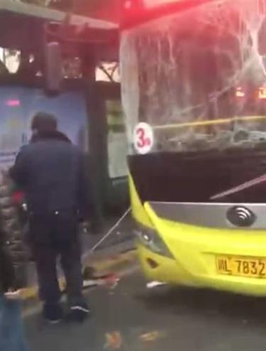 Police hunt for bus blast suspect in southwest China